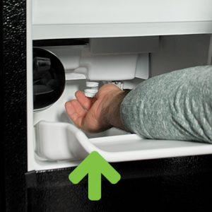 Ice Machine Cleaner Step 3