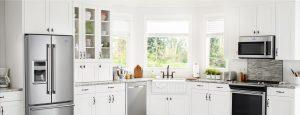 Panoramic of Kitchen