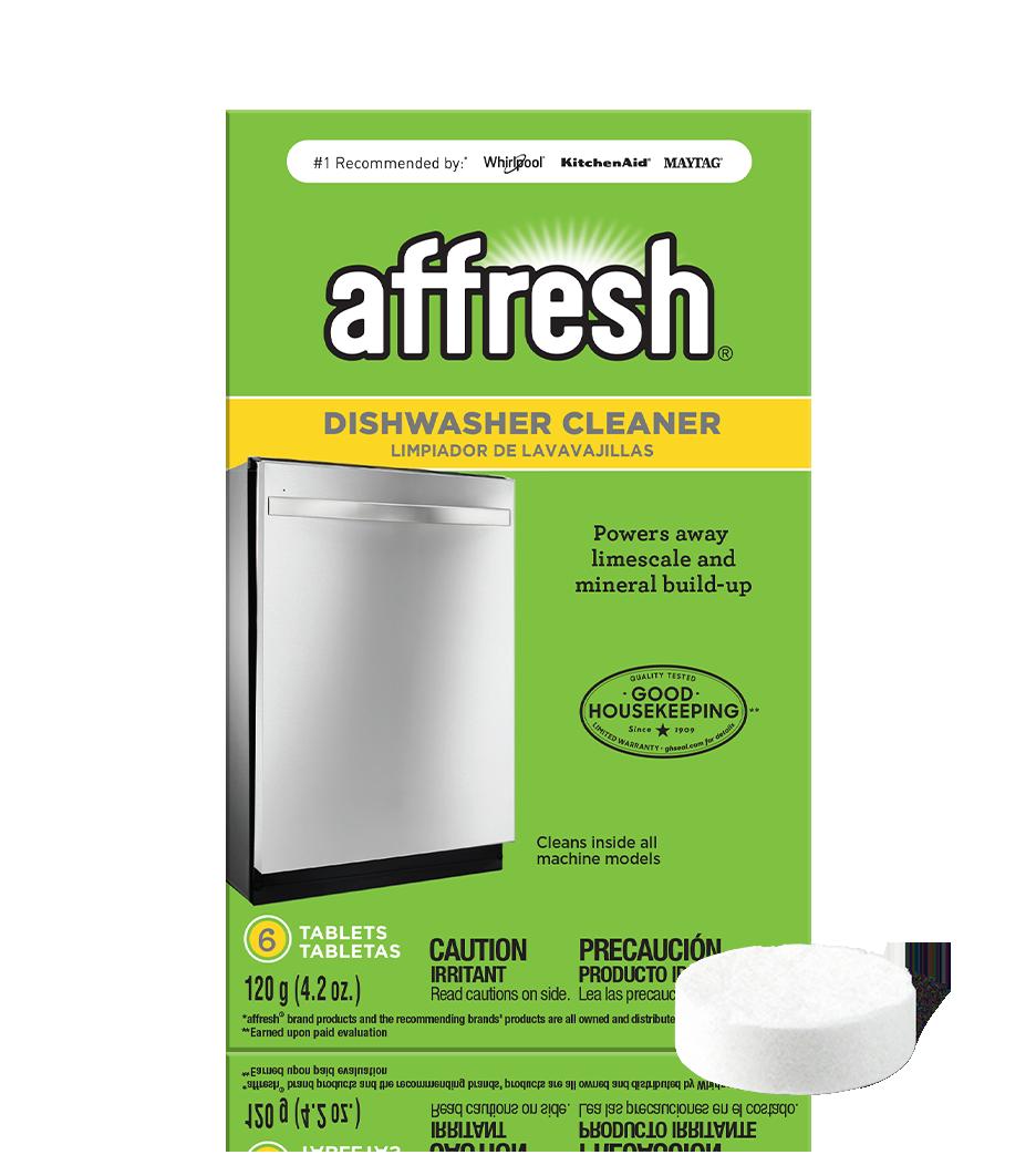 Dishwasher Cleaner U2013 6 Count