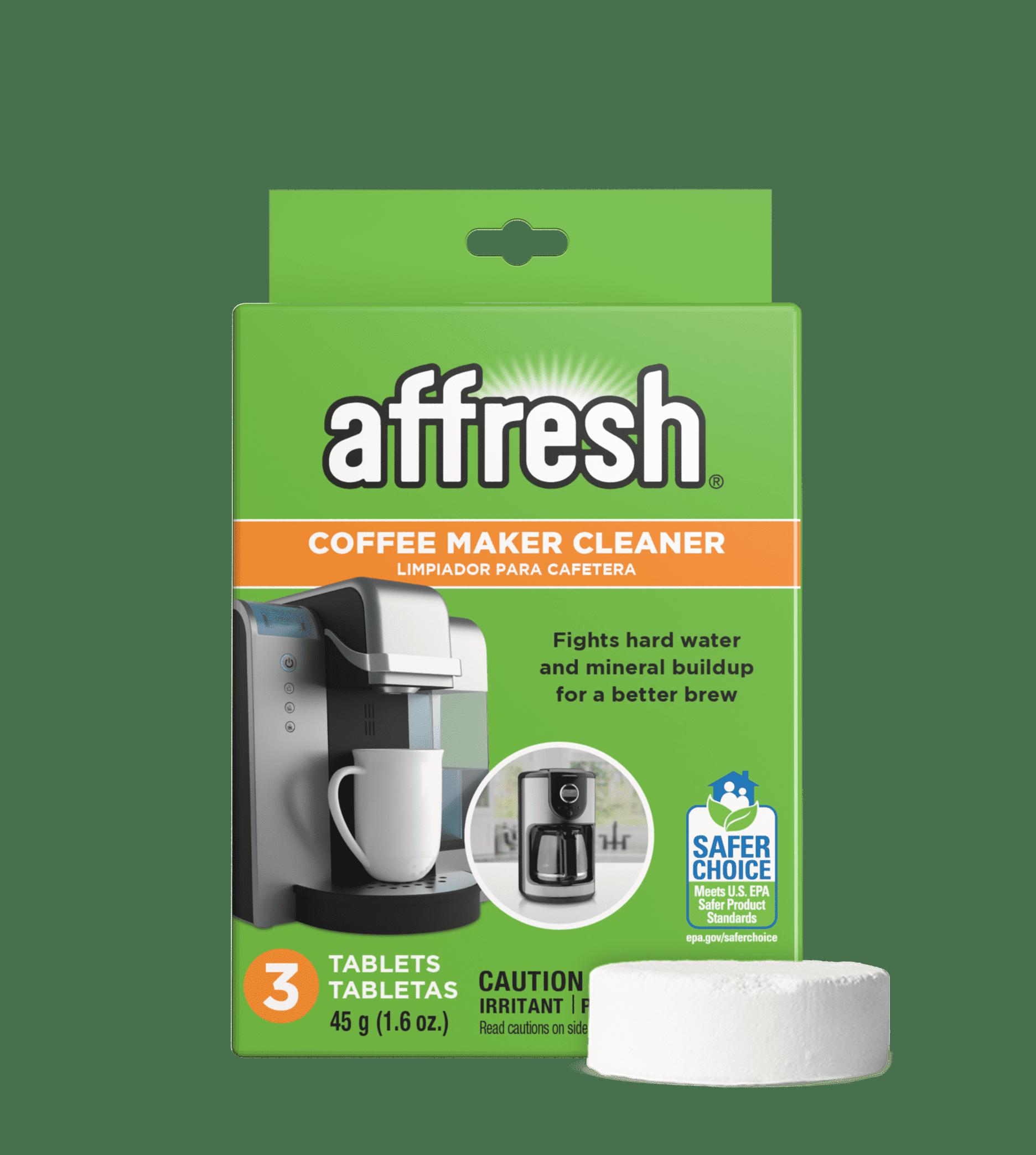 Coffee Maker Cleaner And Descaler Affresh